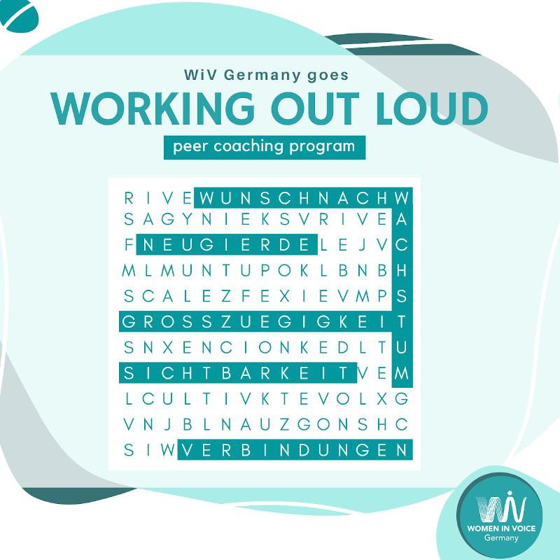 WiV DE Working Out Loud